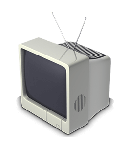 Grey television