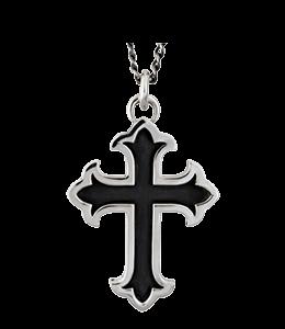 Gunmetal cross