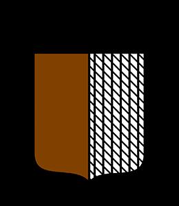Heraldic Shield Tenné