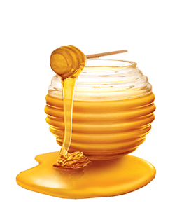 Honey in the jar