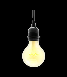 Light yellow bulb