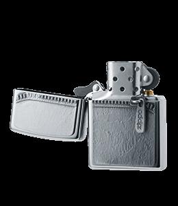 Matte Silver European Lighter