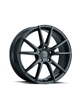Metal Gray Alloy Wheel