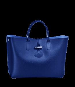 Navy blue Longchamps bag