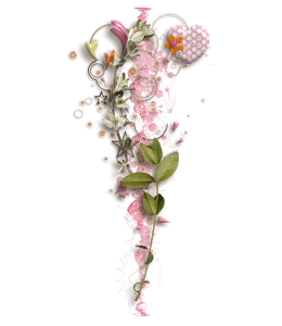 Old pink bouquet