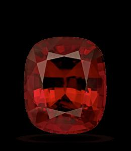 Red Mineral Garnet Stone