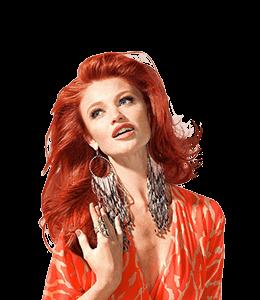 Redish hair model