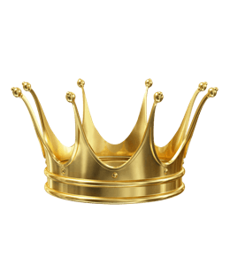 Royal crown illustration
