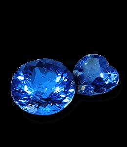Sapphire Precious Blue gemstone