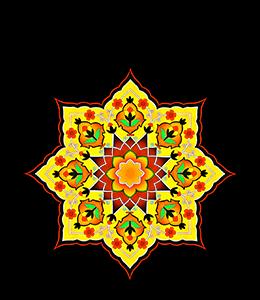 Shamseh Arabesque Illuminated