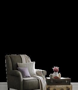 Interior design - sofa and table
