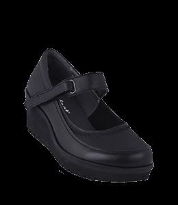 Soft Leather Black Shoe