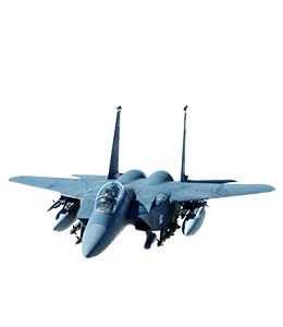 Strike Eagle Airplane