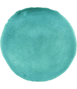 Turquoise paint